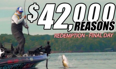 Scott Martin Pro Tips – $42,000 Reasons to WIN – Road to the Classic Ep.17 Bassmaster Lake Hartwell Championship Friday