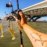 Lawson Lindsey – Fishing a Giant Urban River (Biggest Bridge I've Ever Fished)