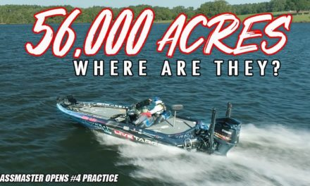 Scott Martin Pro Tips – HIDE and SEEK in 56,000 ACRES – Road to the Classic Ep. 15 Lake Hartwell Practice