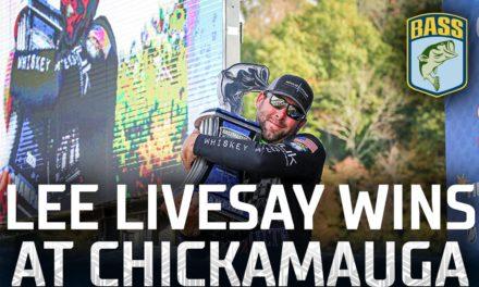 Bassmaster – Lee Livesay's Crowning moment at Chickamauga (Final Day Weigh-in)