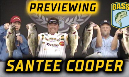 Bassmaster – Looking forward and back on legendary Santee Cooper