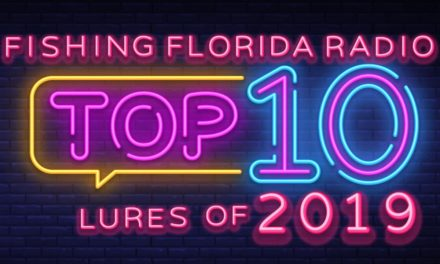 Top Ten Bass Fishing Baits and Lures of 2019 by Fishing Florida Radio – Top 10 of 2019