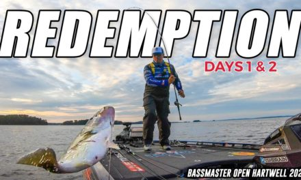 Scott Martin Pro Tips – ALL IN For Redemption – Road to the Classic Ep.16 Bassmaster Lake Hartwell