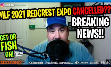 BREAKING NEWS!! Major League Fishing CANCELS 2021 REDCREST EXPO!