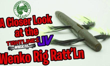 Closer Look at the Tightlines UV Wenko Rig Rattln – Stick Bait