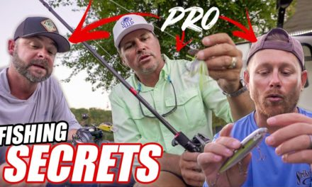 Scott Martin Pro Tips – EXCLUSIVE Chatterbait, Crankbait, Topwater Fishing Tips from the Pros