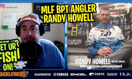 RANDY HOWELL – MLF Bass Pro Tour PRO ANGLER – Kings Home Giveaway