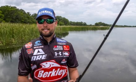 Tackle Warehouse Double Down | Justin Lucas' Offshore Rigs