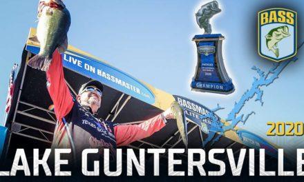 Bassmaster – 2020 Bassmaster Elite at Lake Guntersville (Full TV show)