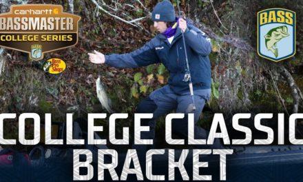 Bassmaster – 2020 College Bassmaster Classic Bracket – TV