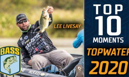 Bassmaster – Bassmaster Top 10 Topwater Catches of 2020!