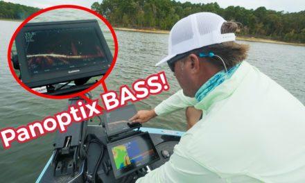 Scott Martin Pro Tips – Catching Bass on my Garmin Panoptix – Scott Martin