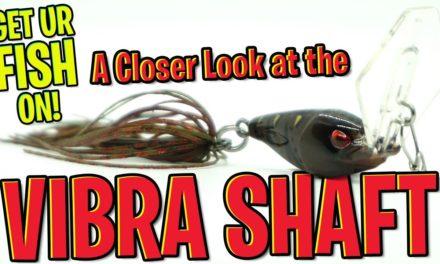 Closer Look at the Duckett Fishing Vibra Swim Vibrating Jig