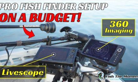 How I Saved $6,000 on My Fish Finder Setup