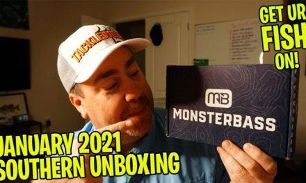 January 2021 MONSTERBASS Subscription Unboxing – Strike King Bio Bait