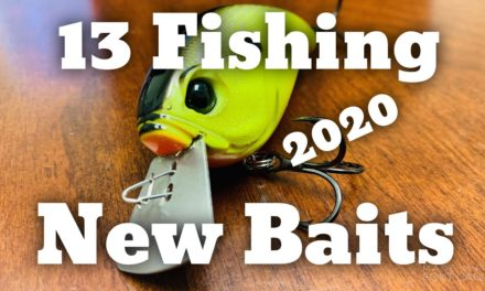 FlukeMaster – New Lures and Baits for 13 Fishing 2020