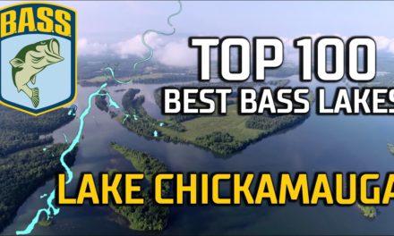 Bassmaster – TOP 100 BEST BASS LAKES – Gerald Swindle at Lake Chickamauga