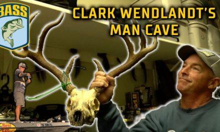 Bassmaster – Clark Wendlandt's Ultimate Fishing and Hunting Room