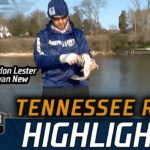 Bassmaster – Early action on Day 1 at the Tennessee River in Knoxville (Fort Loudoun and Tellico)