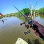 Lawson Lindsey – Extreme Shallow Water Sight Fishing & Dam Fishing