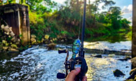 Lawson Lindsey – Fishing Secret Hidden Spillway For Saltwater Fish