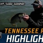 Bassmaster – Jeff Gustafson off to a hot start at Fort Loudoun and Tellico