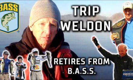 Bassmaster – Legendary Bassmaster Tournament Director Trip Weldon Retires after a great career!