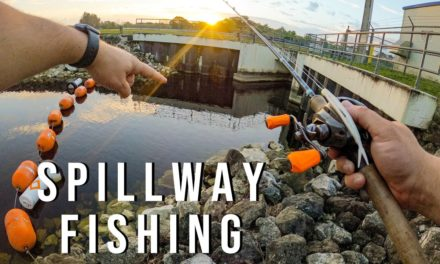 Lawson Lindsey – Spillway Fishing For Saltwater and Freshwater Fish!