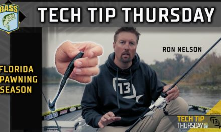 Bassmaster – Tech Tip Thursday – Effective Techniques Around the Florida Spawning Season