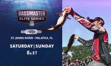 Bassmaster – Watch Bassmaster on Fox Sports 1 this weekend!