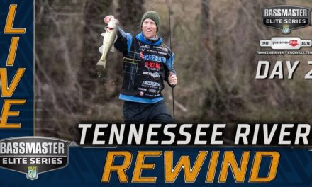 Bassmaster – 2021 Bassmaster LIVE at Tennessee River (Loudoun & Tellico) – DAY 2 (FRIDAY)