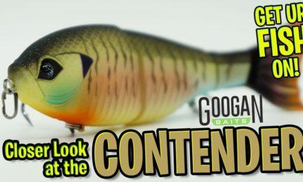 Is the Googan Baits Contender the BEST New Bass Fishing Swimbait?