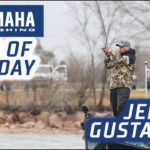 Bassmaster – Yamaha Clip of the Day – Gussy strikes GOLD with Bronze Smallmouth!