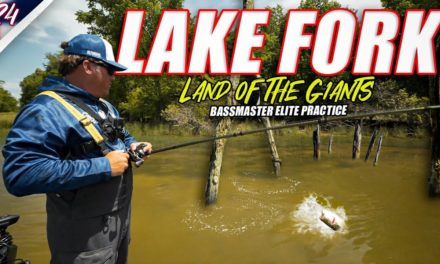 Scott Martin Pro Tips – BEST LAKE in the Country! – Bassmaster Elite Lake Fork Practice – Unfinished Family Business Ep.24