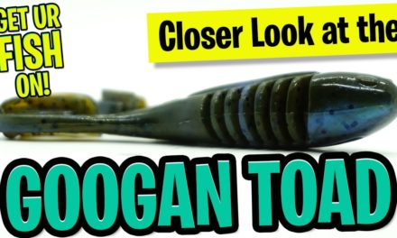 Is the Googan Baits TOAD One of the Best NEW Soft Plastic Frog Baits?