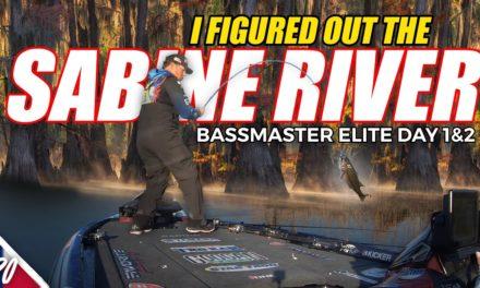 Scott Martin Pro Tips – LEVEL 10 PUZZLE! – Bassmaster Elite Sabine River Day 1&2 – Unfinished Family Business Ep.20 (4K)