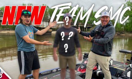 Scott Martin Pro Tips – New Team SMC Member! – Bassmaster Elite Sabine River Travel Vlog – Unfinished Family Business Ep. 18