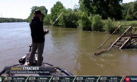 Bassmaster – 2021 Bassmaster Elite at Neely Henry, AL – Toyota Mid Day Report – Day 1