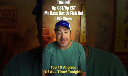 Top 10 Bass Fishing Anglers of ALL Time! Who's your top ten?