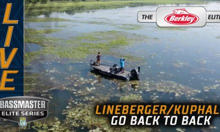 Bassmaster – Back to Back on Guntersville (Lineberger and Kuphall hook up)