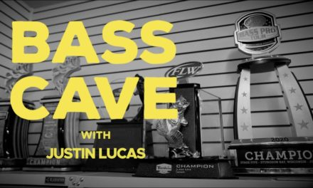 Bass Cave   S01E06: Justin Lucas