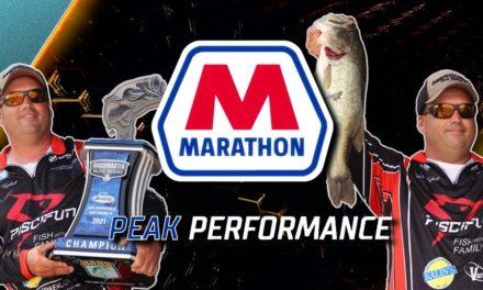 Bassmaster – Caleb Kuphall's dominant win on Lake Guntersville – Marathon Peak Performance