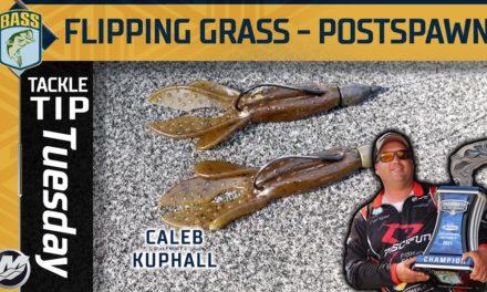 Bassmaster – Caleb Kuphall's winning setups at Guntersville (Fishing Thick Grass)
