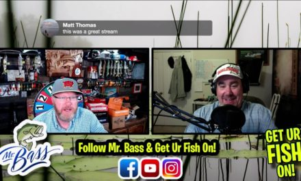 Mr. Bass / Get Ur Fish On! Podcast Show EP:02 Subscription Tackle Boxes