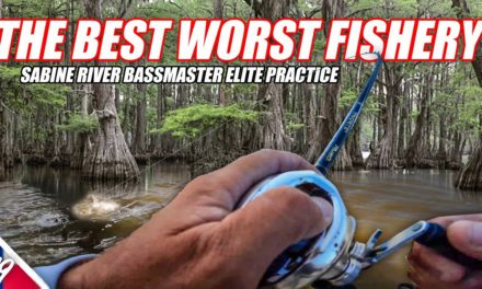 Scott Martin Pro Tips – The BEST WORST FISHERY – Bassmaster Elite Sabine River Practice-Unfinished Family Business Ep.19(4K)