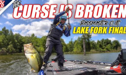 Scott Martin Pro Tips – The CURSE is BROKEN! – Bassmaster Elite Lake Fork Day 3 – Unfinished Family Business Ep.26