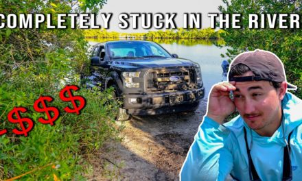 Lawson Lindsey – When Fishing Goes Wrong and Gets Expensive