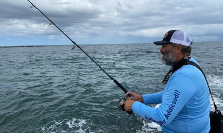 Fort pierce fishing with one of the top 20 anglers on the planet Patrick Sebile.