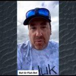 Live saltwater fishing with Patrick Sebile